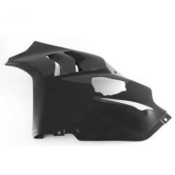 Left race fairing in carbon Ducati V4 R / RS (FULLSIX Line)