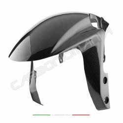 Carbon fiber front fender for Honda CBR 600 RR 2009 2016