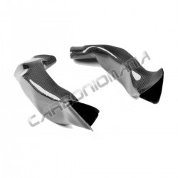 Carbon fiber air ducts for HONDA CBR 1000 RR 2012 2016