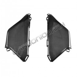 Tank side panels in carbon fiber Honda CBR 1000 RR 2017 2019 Performance Quality