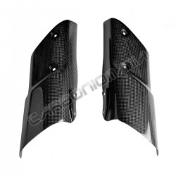 Carbon fiber front fender for Kawasaki Z 1000 2010 2013