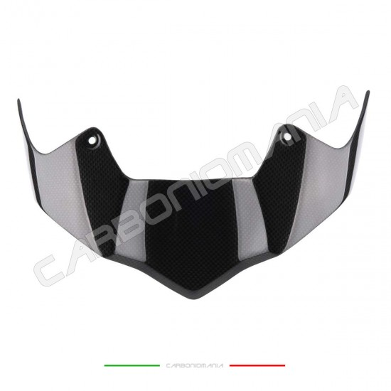 Headlight lower protection frame in carbon fiber Kawasaki Z 900 2017 2020 performance Quality image