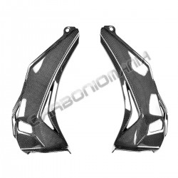 Air duct covers in carbon fiber Kawasaki ZX-10 R 2016 2019 Performance Quality