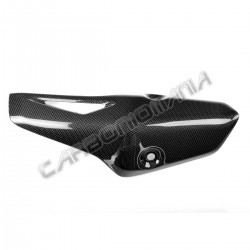 Carbon fiber exhaust protection heat shield Kawasaki ZX-10 R 2016 2019 Performance Quality