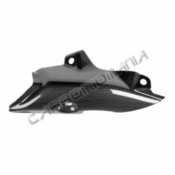 Collector heat shield in carbon fiber Kawasaki ZX-10 R 2016 2019 Performance Quality