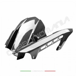 Carbon fiber rear fender Kawasaki Z 900 2017 2018 Performance Quality