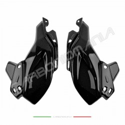 Side fairings headlight fairing in carbon fiber Kawasaki Z 900 2017 2018 Performance Quality