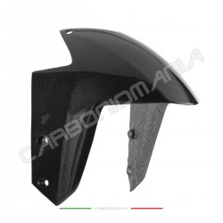 Short front mudguard in carbon fiber Ktm 1290 Super Duke R 2014 2016 Performance Quality