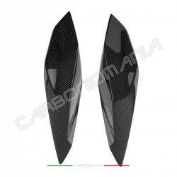 Headlight side panels in carbon fiber Ktm 1290 Super Duke R 2014 2016 Performance Quality