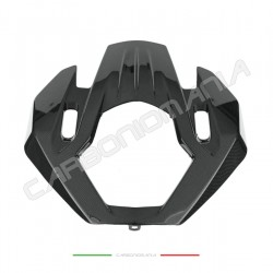 Headlight fairing mask in carbon fiber Ktm 1290 Super Adventure 2015 2016 Performance Quality
