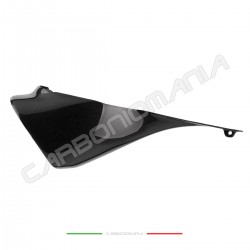 Left air duct in carbon fiber Buell Performance Quality