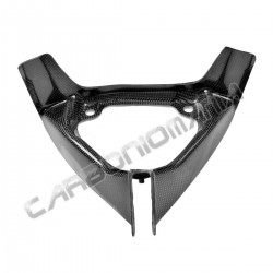 Carbon frame tools holder for Suzuki GSX-R 1000 2009 2016