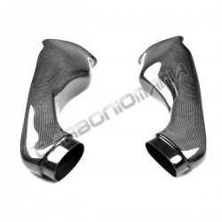 Carbon air ducts for Suzuki GSX-R 600 750 2011 2017