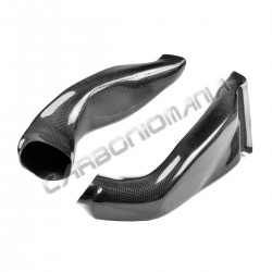 Carbon air ducts for Suzuki GSX-R 1000 2017 2018 2019