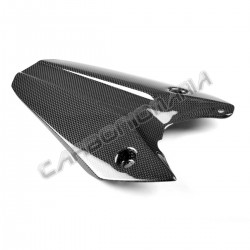 Carbon fiber rear fender Triumph Daytona 675 2013 Performance Quality