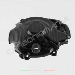 Carbon fiber carter cover for Yamaha R1 2015 2019
