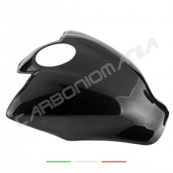 Tank cover in carbon fiber Yamaha R6 2017 2018 2019 Performance Quality