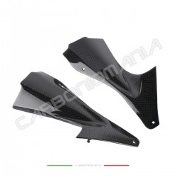 Carbon side panels YAMAHA R6 2006 2016 Performance Quality