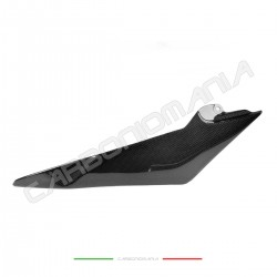 Side panels under tank in carbon YAMAHA R6 2008 2016 Performance Quality