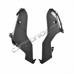 Lower fairing side panels carbon catalyst cover Yamaha R6 2017 2018 2019 Performance Quality