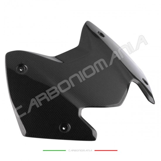 Windshield in carbon fiber for YAMAHA TMAX 560 Performance Quality image