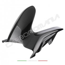 Rear fender with carbon chain cover for YAMAHA TMAX 530 2012 2016 Performance Quality