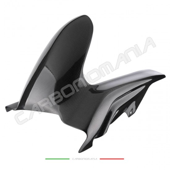 Rear fender with carbon chain cover for YAMAHA TMAX 530 2012 2016 Performance Quality Yamaha, Tmax, Carbon, Performance Quality Line image
