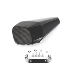 Cover seat for fullsix carbon fiber seat Yamaha R1 (2015 - 2019) (FULLSIX Line)