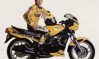 The great pilots - Kenny Roberts