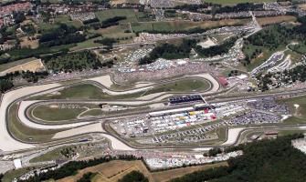 The Mugello circuit