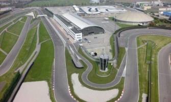 Adria Raceway - The Adria racetrack (in the province of Rovigo) - Veneto - Italy