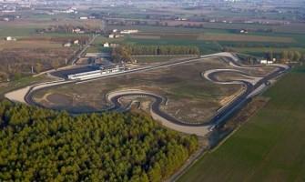 Modena racetrack, Marmaglia
