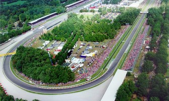 Monza national racetrack (in the province of Monza) - Lombardy - Italy