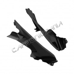 Carbon fiber air ducts cover for DUCATI 1199 Panigale Performance Quality