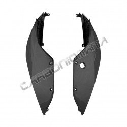 Carbon fiber codon saddle panels for DUCATI 1199 Panigale Performance Quality