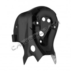 Carbon fiber exhaust cover for DUCATI 1199 Panigale 2013 Performance Quality