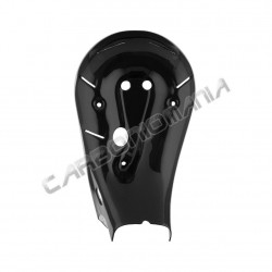 Carbon fiber exhaust cover for DUCATI 1199 Panigale Performance Quality