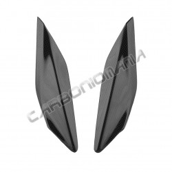 Carbon fiber under saddle side panels for DUCATI 1199 Panigale Performance Quality