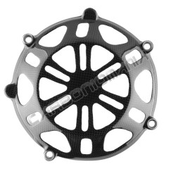 Carbon fiber clutch cover air cooled for DUCATI Performance Quality