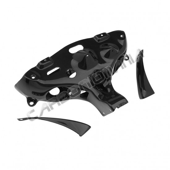 Carbon fiber fairing triangle holder for Ducati 748 916 996 998 Performance Quality image