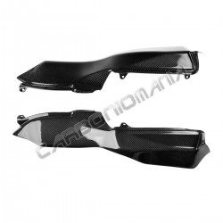 Carbon fiber air ducts cover for Ducati 749 999 Performance Quality