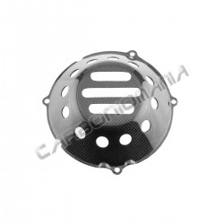 Carbon fiber clutch cover for Ducati 749 999