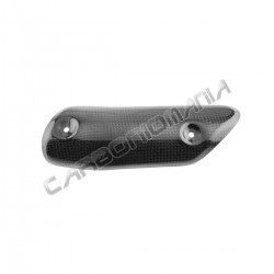 Carbon fiber collector cover for Ducati 749 999 2003 2006