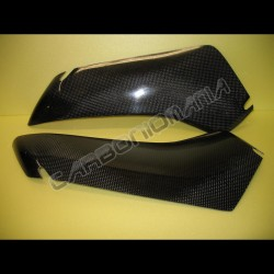 Carbon fiber deflector side panels for Ducati 749 999 2005 2006