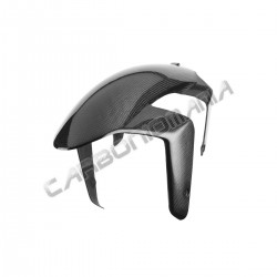 Carbon fiber front fender for Ducati 749 999