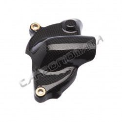 Carbon fiber pump water cover for Ducati 749 999 Performance Quality