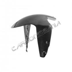 Carbon fiber front fender for Ducati 848 1098 1198