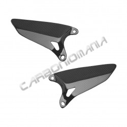 Carbon fiber hell plates for Ducati 848 1098 1198 Performance Quality