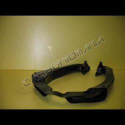 Carbon fiber increased air ducts for Ducati 848 1098 1198