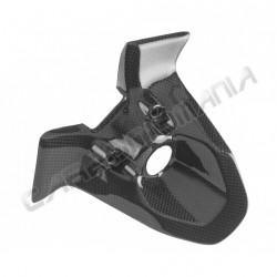 Carbon fiber key cover for DUCATI 848 1098 1198 Performance Quality